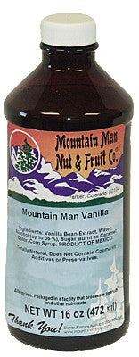 mountain man vanilla