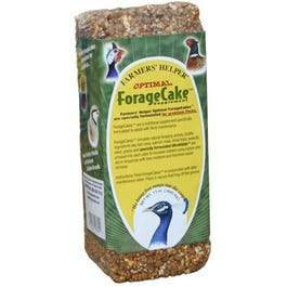 Optimal Forage Cake, 13-oz.