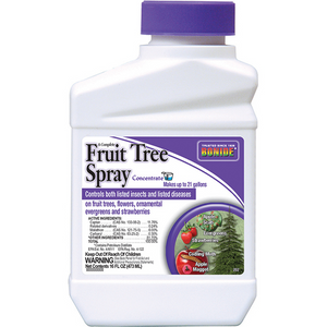 BONIDE FRUIT TREE SPRAY CONCENTRATE 1 PT