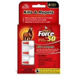 50 Spot On Fly Repellant, 3-Pk.