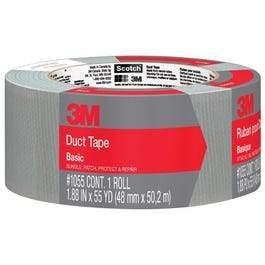 Basic Duct Tape,  1.88-In. x 55-Yd.