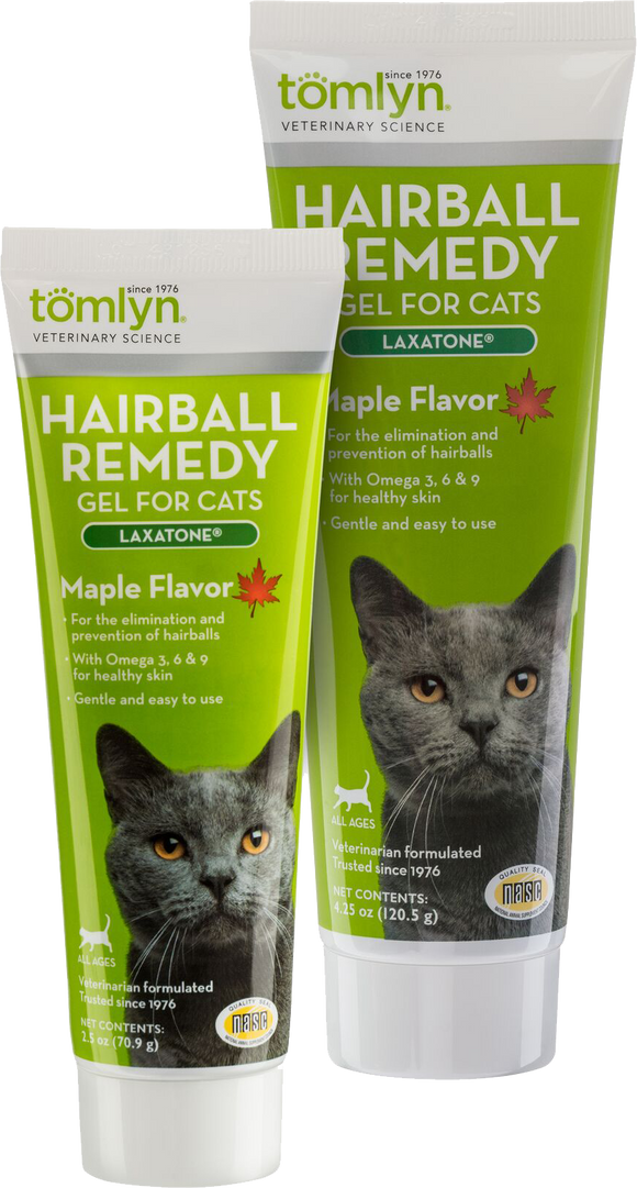 Tomlyn Hairball Remedy Gel For Cats – Laxatone