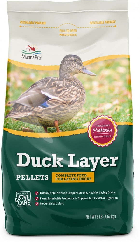 Manna Pro Duck Layer Pellets