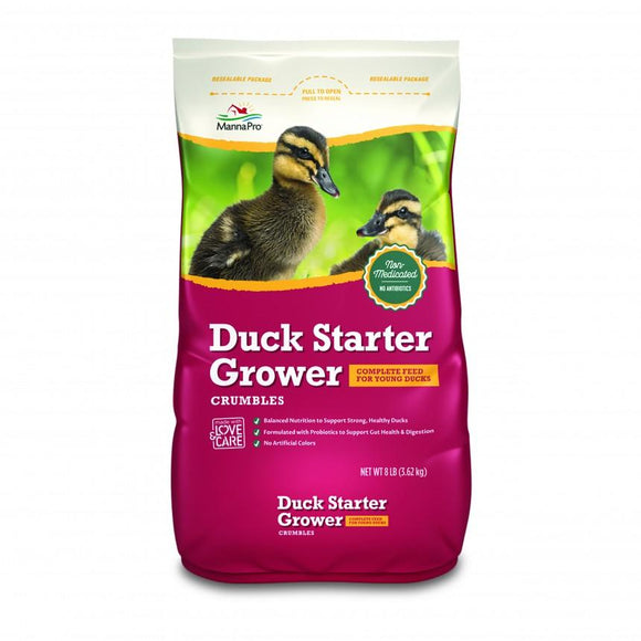 Manna Pro Duck Starter/Grower