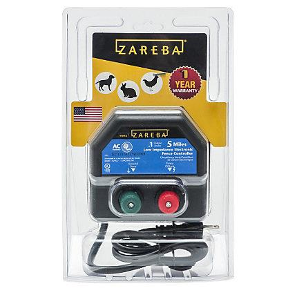 Zareba® 5 Mile AC Powered Low Impedance Charger