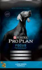 Purina Pro Plan FOCUS Adult Large Breed Formula Dry Dog Food