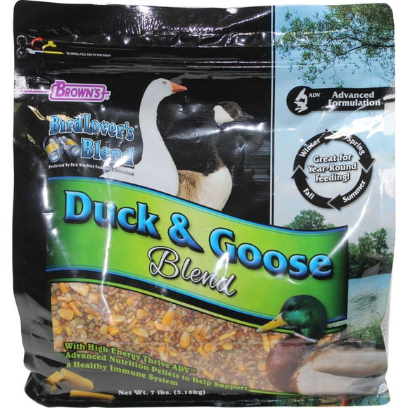 BIRD LOVER'S DUCK & GOOSE BLEND
