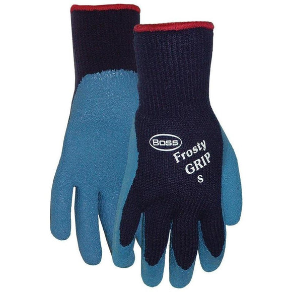 Boss Frosty Grip Insulated Knit Latex Palm Glove