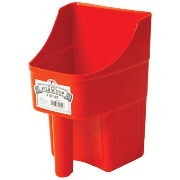 LITTLE GIANT ENCLOSED FEED SCOOP