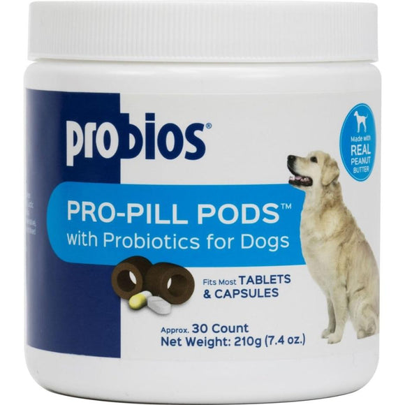 Probios Pro-Pill Pods W/ Probiotics For Dogs
