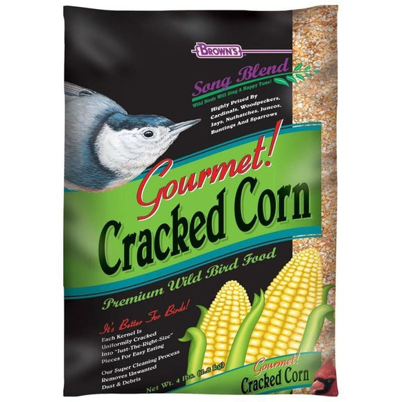 SONGBLEND CRACKED CORN