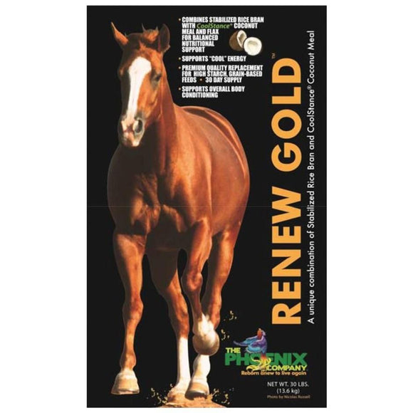MANNA PRO RENEW GOLD NUTRITIONAL SUPPLEMENT FOR HORSES