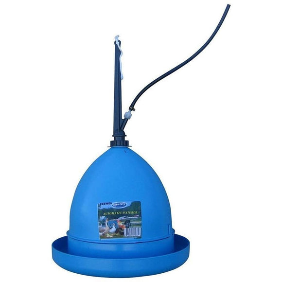 HANGING POULTRY FOUNTAIN AUTOMATIC