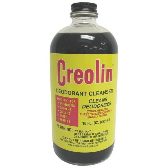 OAKHURST COMPANY CREOLIN DEODORANT CLEANSER