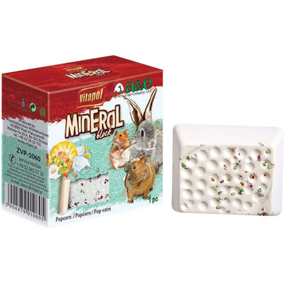VITAPOL MINERAL BLOCK FOR SMALL ANIMALS