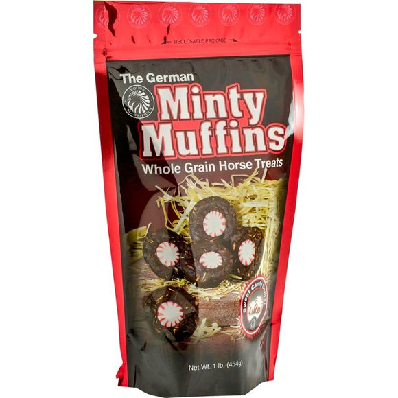 EQUUS MAGNIFICUS THE GERMAN MINTY MUFFINS