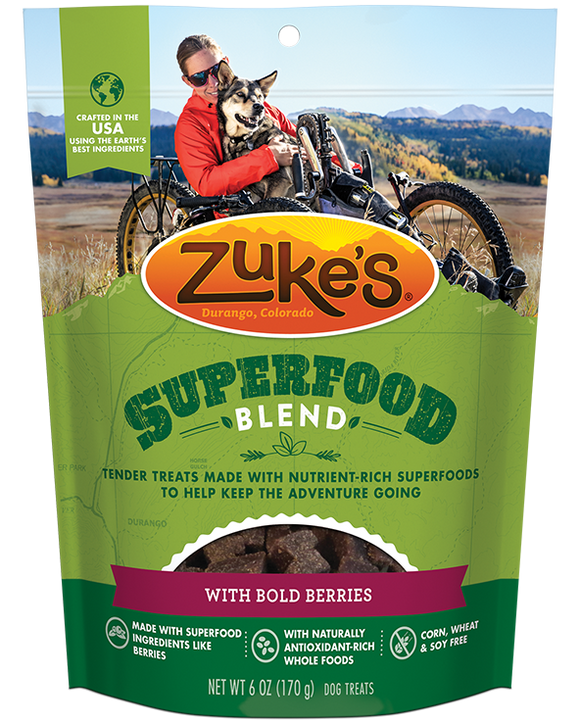 Zuke's SuperFood Blend with Bold Berries