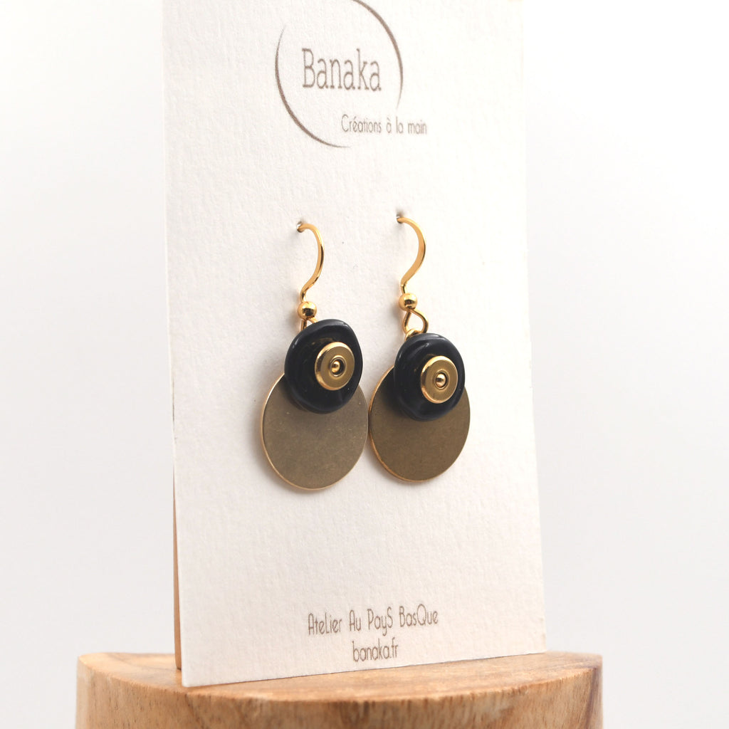 "Boucles Toujours Chic ""Disque"""