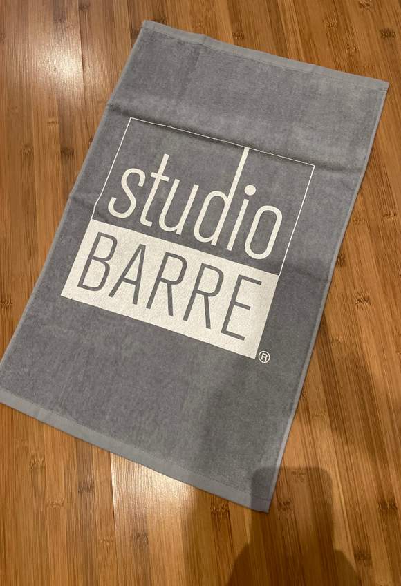 Studio Barre Sweat Towels