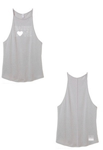 Studio Barre Love High Neck Tank