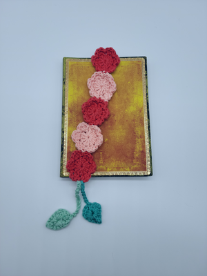 Open image in slideshow, Flower Bookmark (Click for More Styles!)