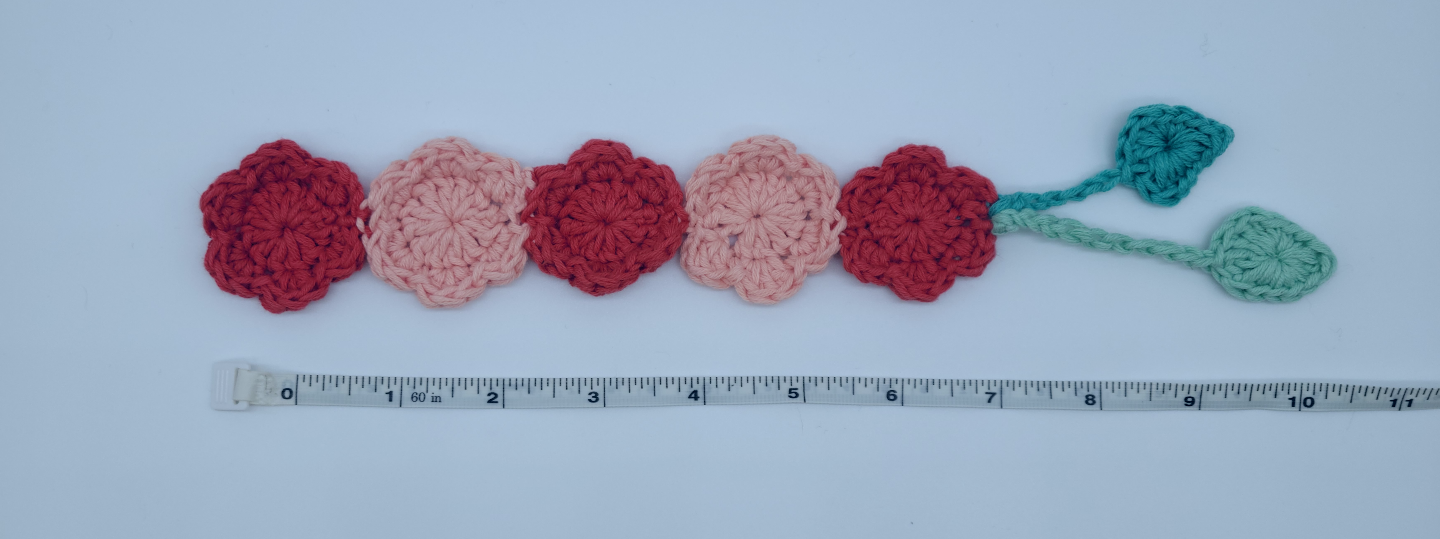 Flower Bookmark (Click for More Styles!)