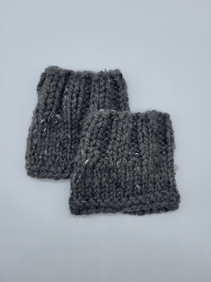 Open image in slideshow, Wool Boot Cuffs (Click for More Styles!)
