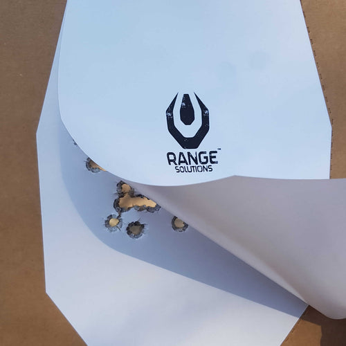 Range Solutions Patch Alpha Zone, patch whole A zone of your IPSC target