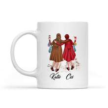 Load image into Gallery viewer, Personalized - I Can't Wait Until We're Old & Grumpy Together Ceramic White Mug, Mother's Day 2021, Gift For Mom & Grandma