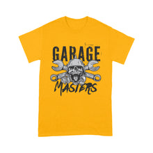 Load image into Gallery viewer, Garage Skull Masters T-shirt