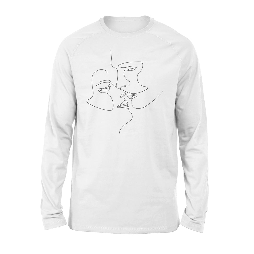 Couple illustration - Standard Long Sleeve