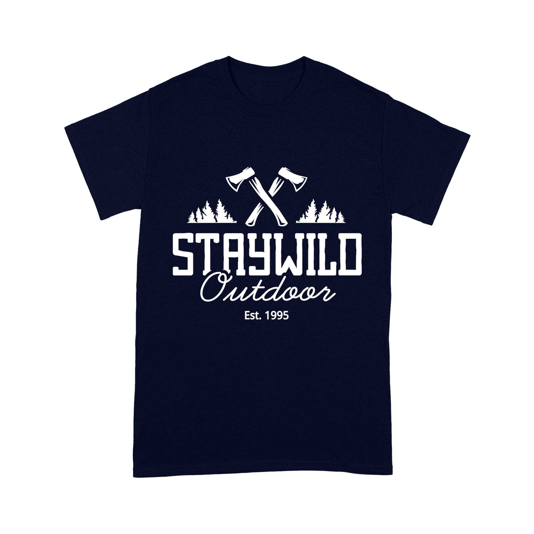 Stay Wild Camping T-shirt