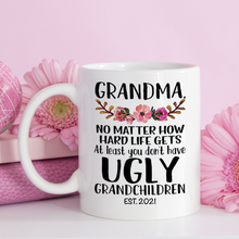 Load image into Gallery viewer, Customized Mug For Grandma, Mother's Day 2021