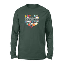 Load image into Gallery viewer, I'm A Bookaholic - Standard Long Sleeve