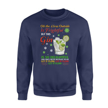 Load image into Gallery viewer, Gin is so delightful- Standard Crew Neck Sweatshirt