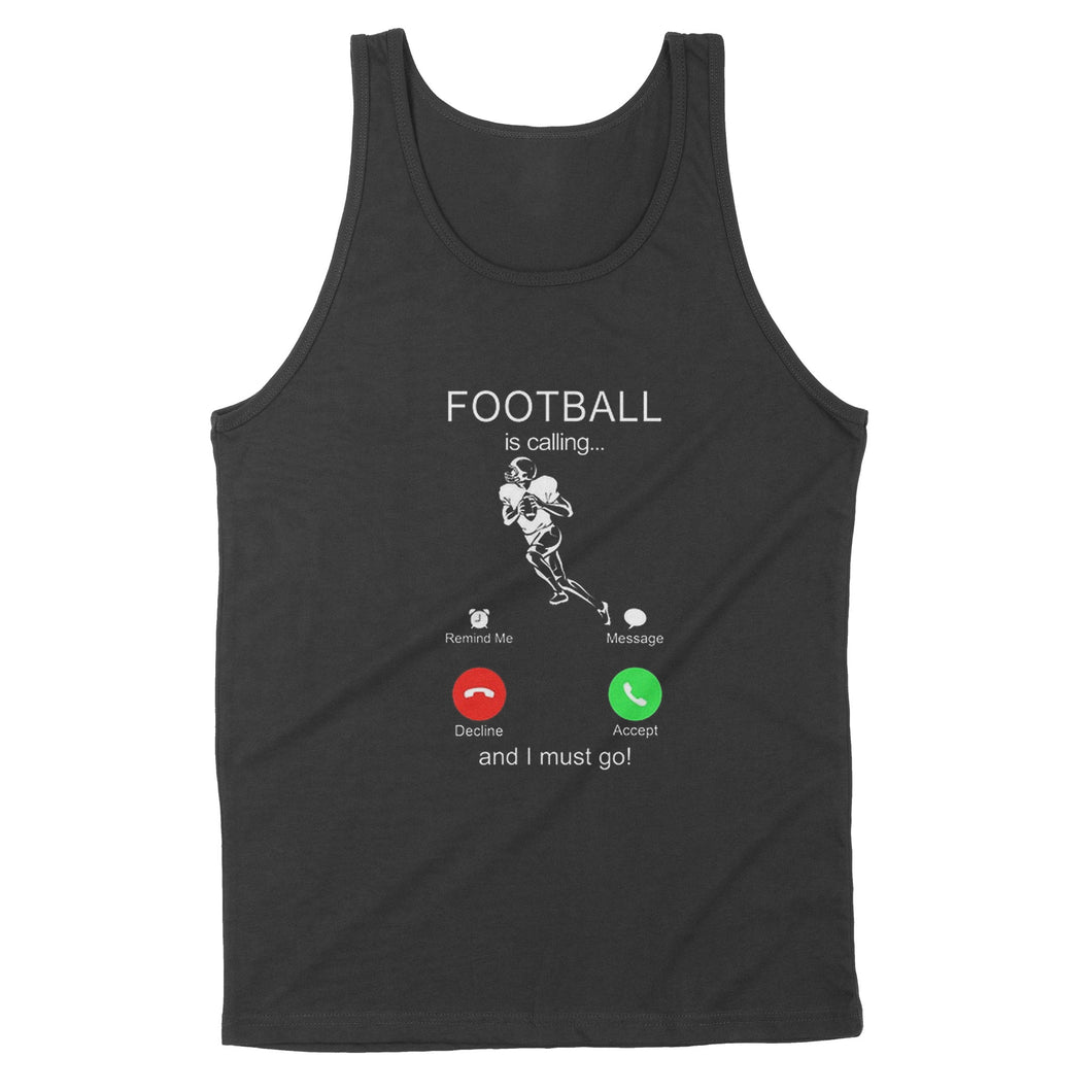 Football Is Calling - Standard Tank