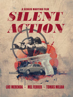 Silent Action Limited Edition Blu-ray (PRE-ORDER)