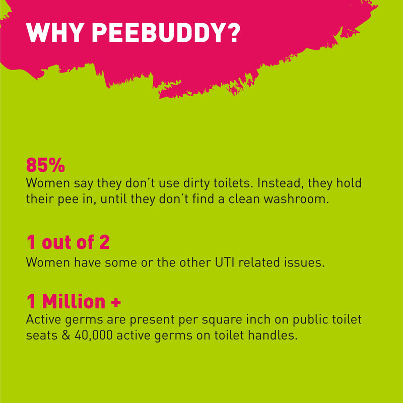 PeeBuddy Female Urination Device - Pee Buddy