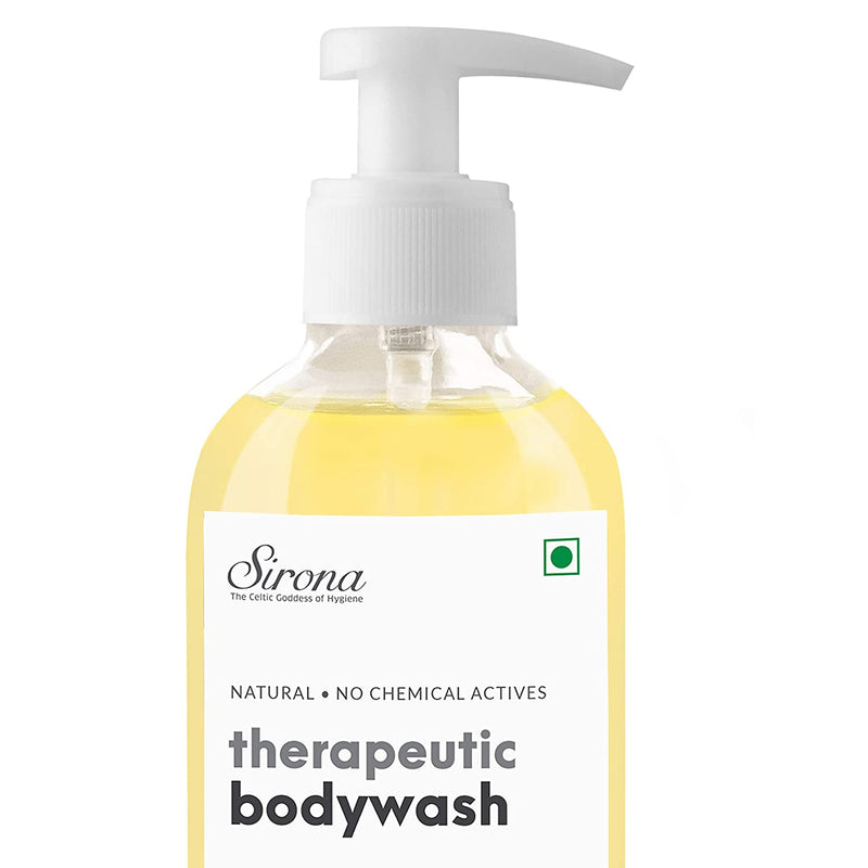 Sirona Natural Therapeutic Body Wash - 200 ml - Pee Buddy