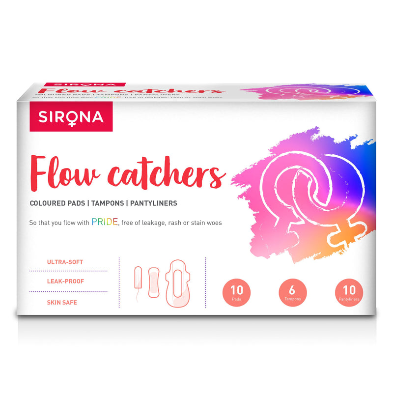 Sirona Flow Catchers - Pee Buddy