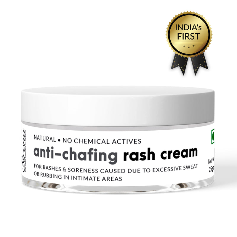 Sirona Anti-Chafing Rash Cream - 25 gm