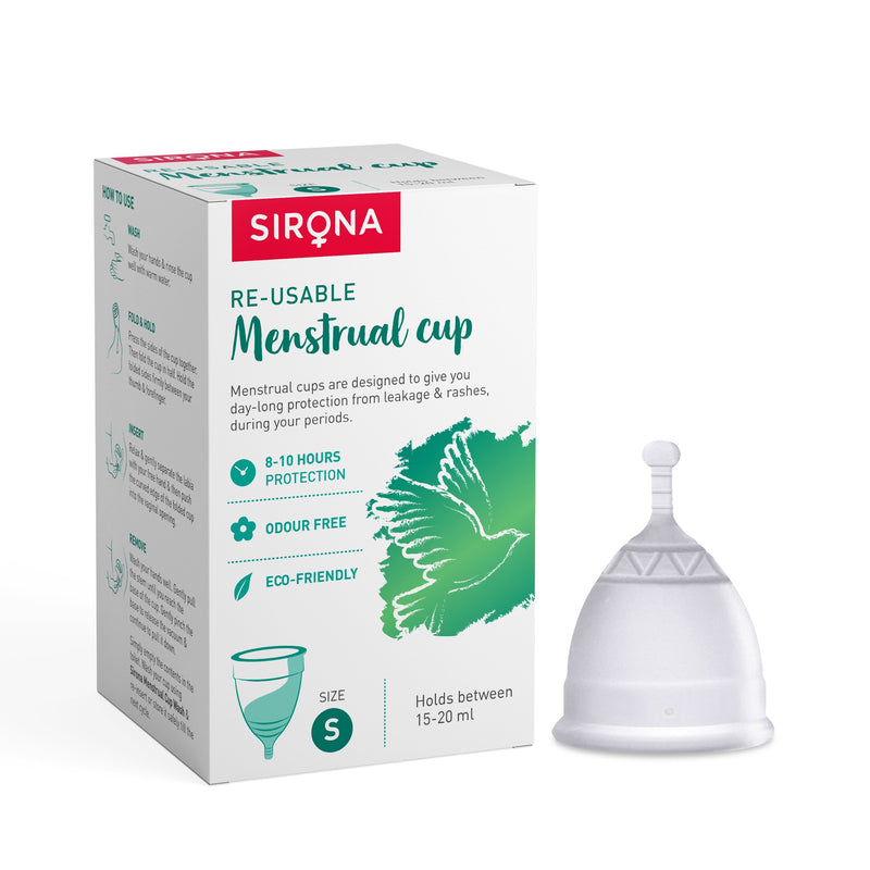 Period Combo Kit with Pro Menstrual Cup