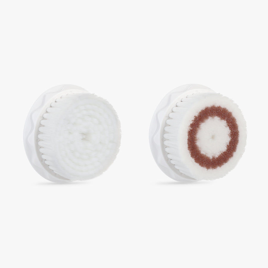 liberex egg facial brush replacement heads kit