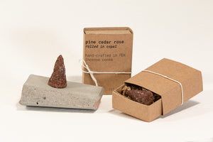 Incense Cones | set of 3