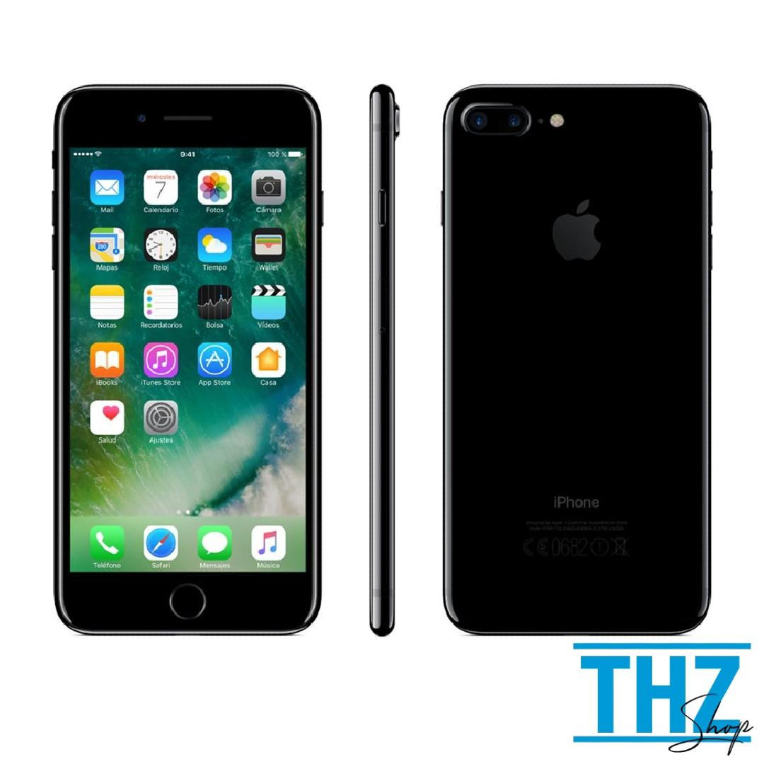 iPhone 7 Plus 128 GB Jet Black PREMIUM