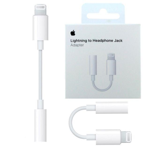APPLE ADATTATORE LIGHTNING JACK HEARPHONE