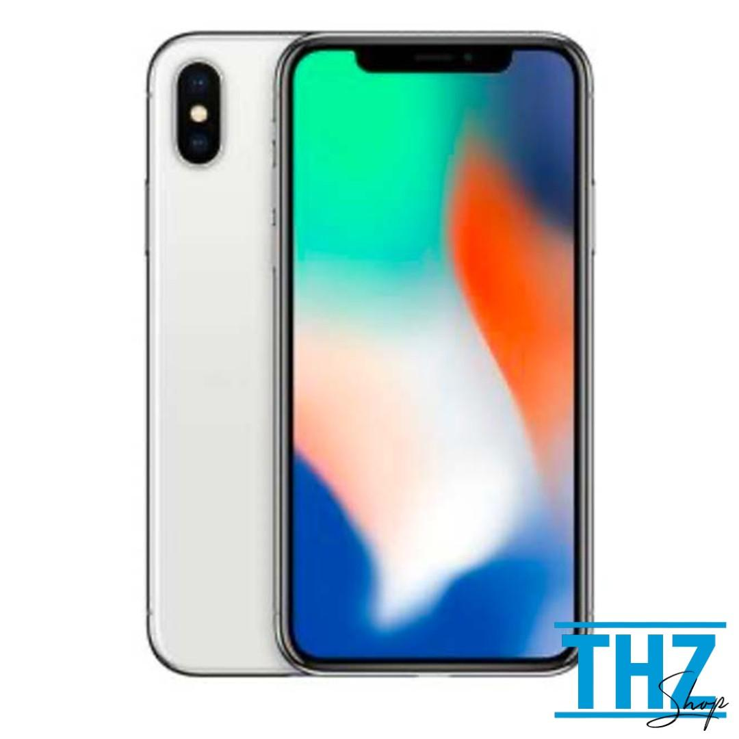 iPhone  X 64 GB Silver PREMIUM
