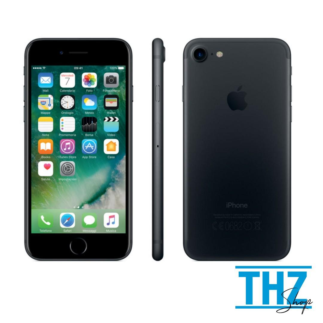 iPhone 7 32 GB Jet Black PREMIUM