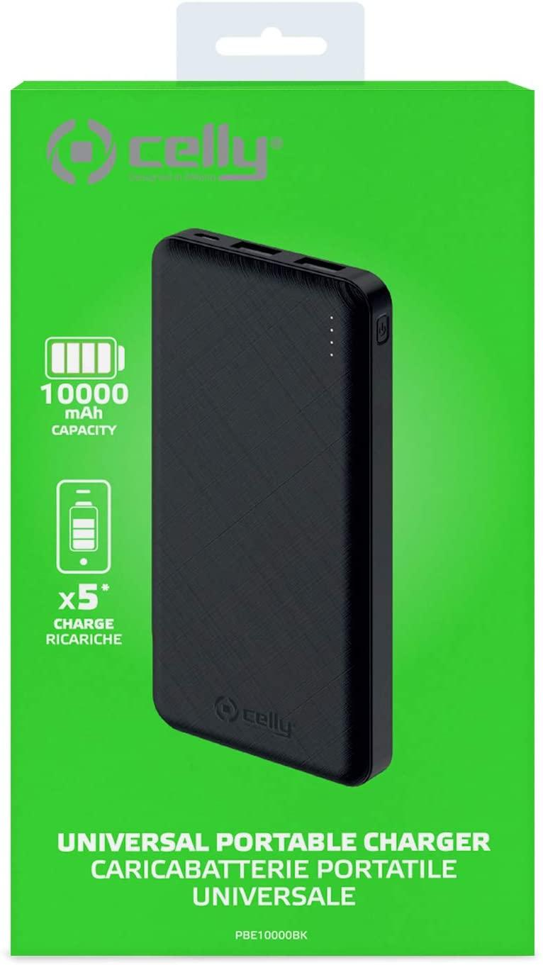POWERBANK ENERGY 10000MAH BK
