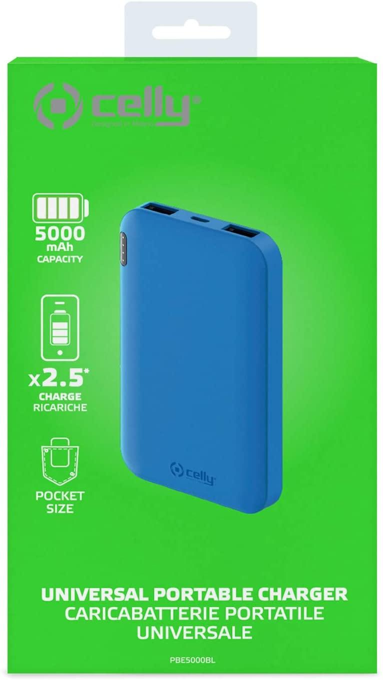 POWERBANK ENERGY 5000MAH BL
